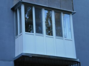 Заказ - Французский балкон