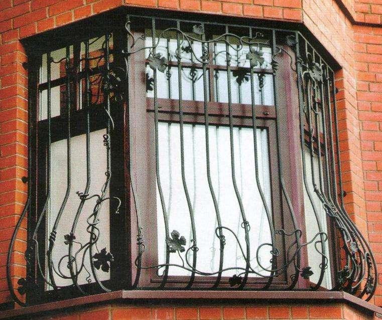 Решетки на окна, ворота, заборы