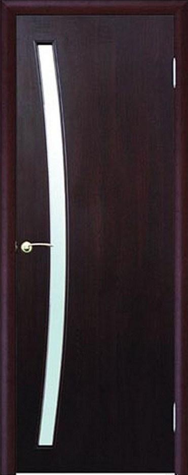 Модерн 307-стекло, цвет Венге
