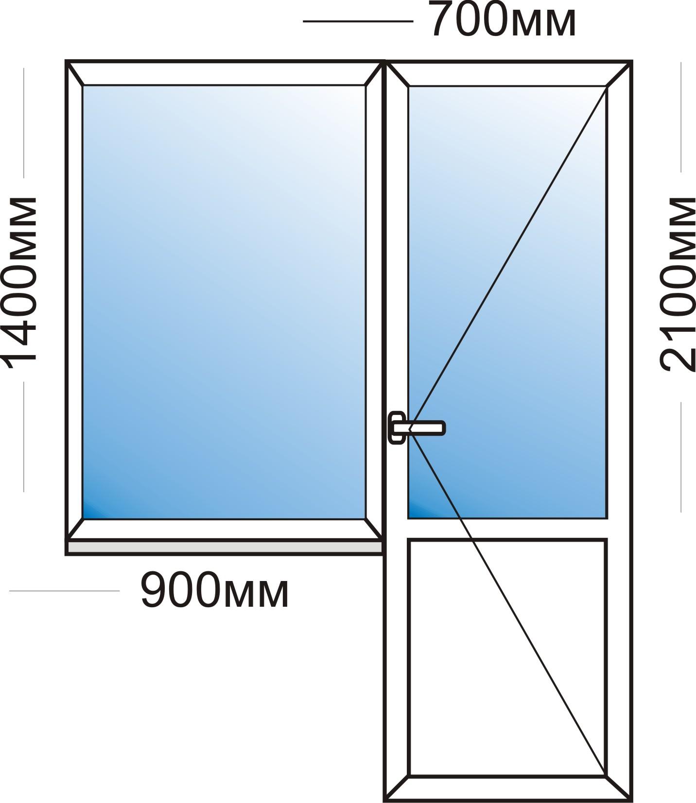 Откосы на пластиковые окна